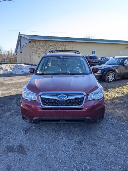 Subaru Forester 2015 price $11,495