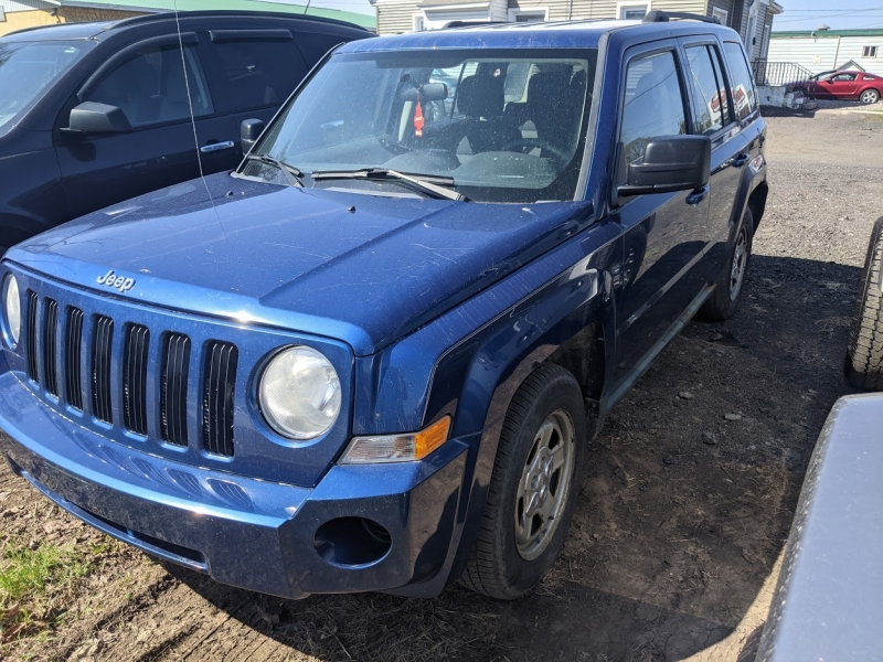 Jeep Patriot 2010 price $5,495