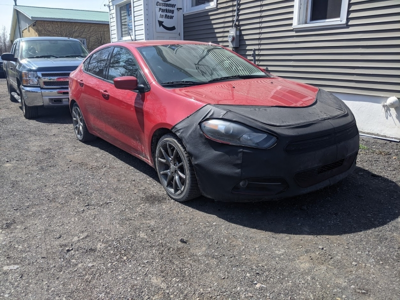Dodge Dart 2013 price $7,495