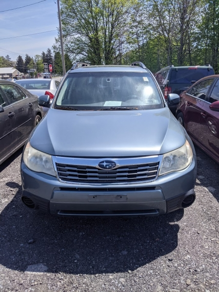 Subaru Forester 2010 price $8,495