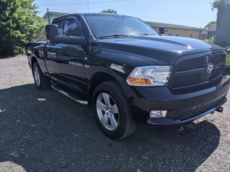 RAM 1500 2012 price $14,995