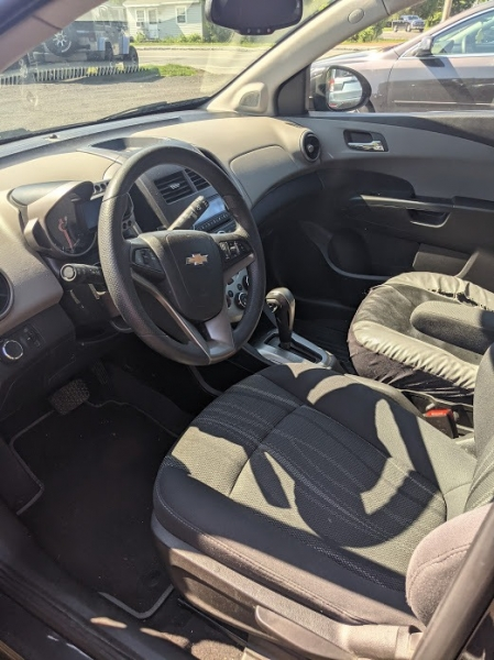 Chevrolet Sonic 2015 price $10,995