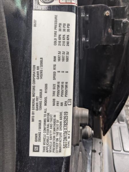 Hummer H3 2007 price $11,995