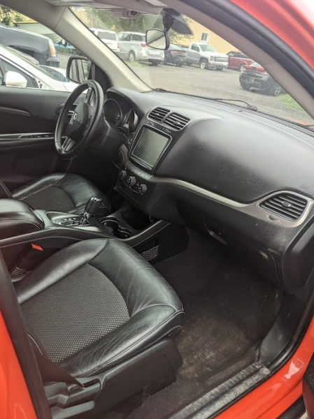 Dodge Journey 2018 price $21,995