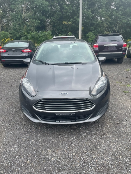 Ford Fiesta 2017 price $10,895