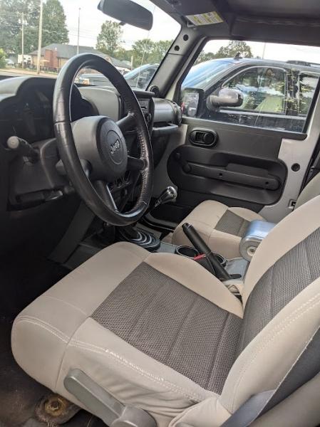 Jeep Wrangler 2008 price $10,895