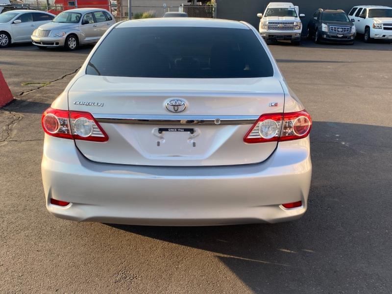 Toyota Corolla 2012 price $9,595