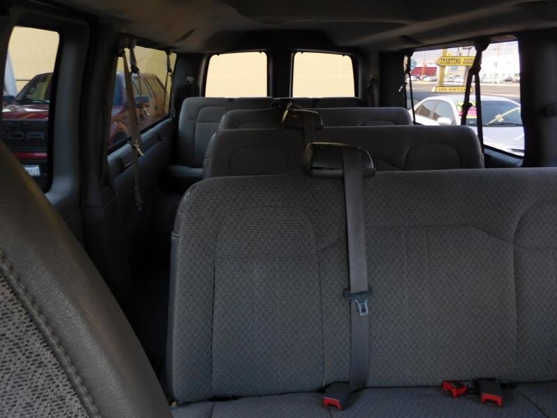 GMC Savana Passenger 2012 price $12,995