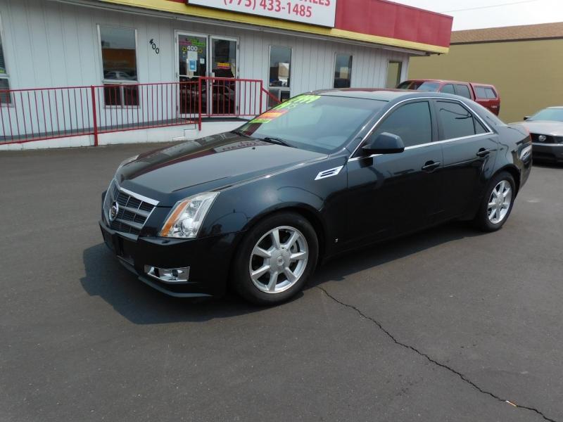 Cadillac CTS 2009 price $7,995