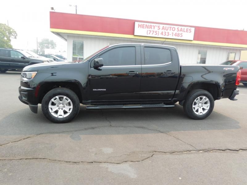 Chevrolet Colorado 2018 price $34,995