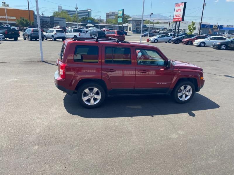 Jeep Patriot 2016 price $14,595