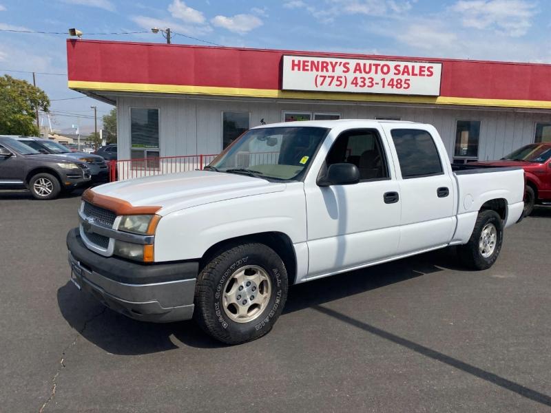 Chevrolet Silverado 1500 Crew Cab 2004 price $8,995