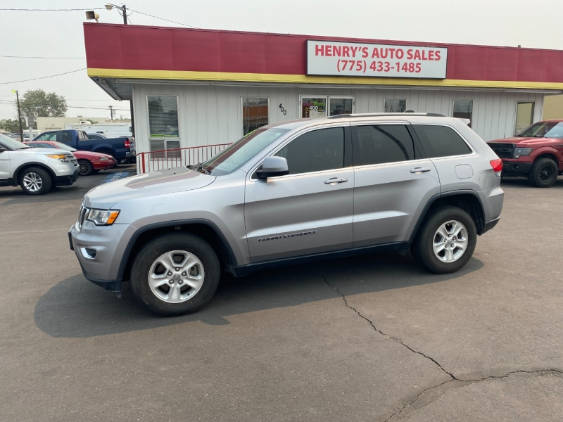 Jeep Grand Cherokee 2017 price $15,995