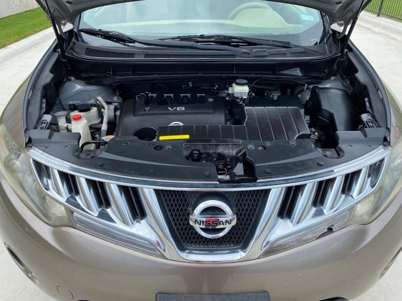 Nissan Murano 2009 price $6,399