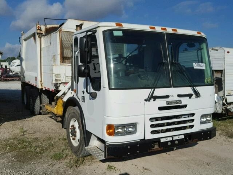 American LaFrance Eagle Recycle Collector Truck 2008 price $12,450