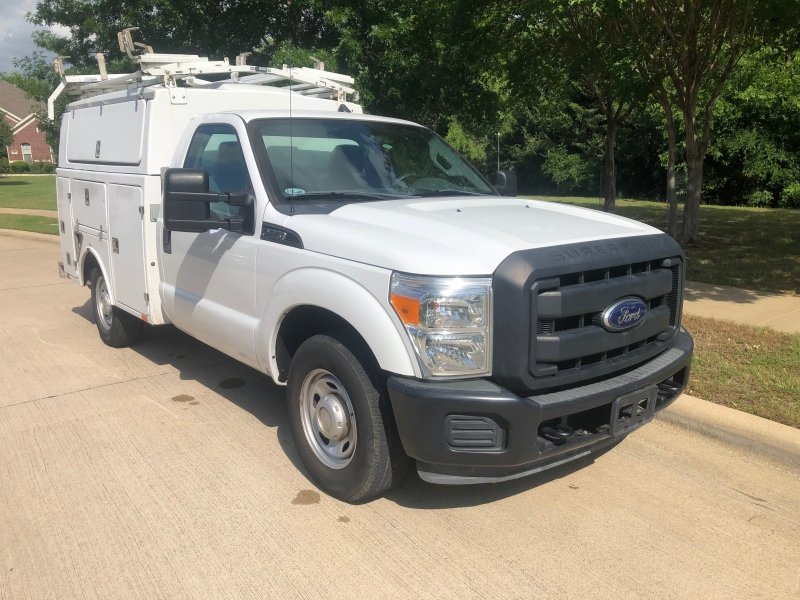 Ford Super Duty F-350 SRW 2013 price $15,950