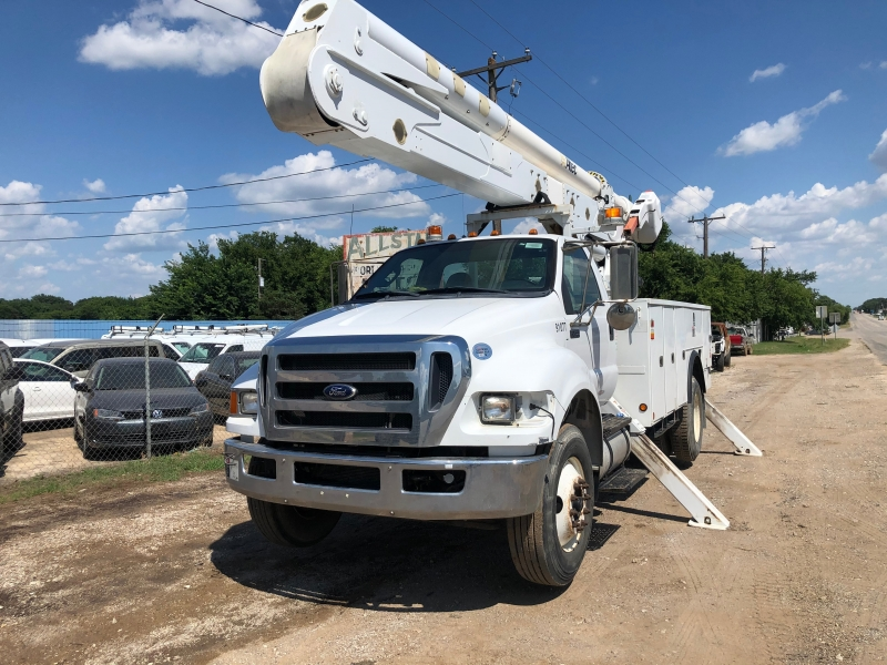 Ford F-750 Bucket Boom Truck 2013 price $38,550
