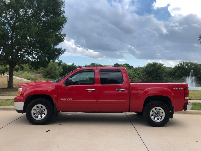 GMC Sierra 1500 2012 price $12,450