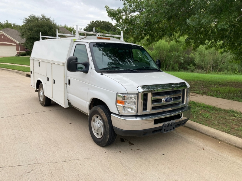 Ford Econoline Commercial Chassis 2016 price $19,950