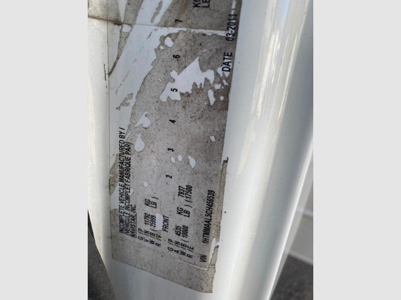 International Durastar 4300 2012 price $18,950