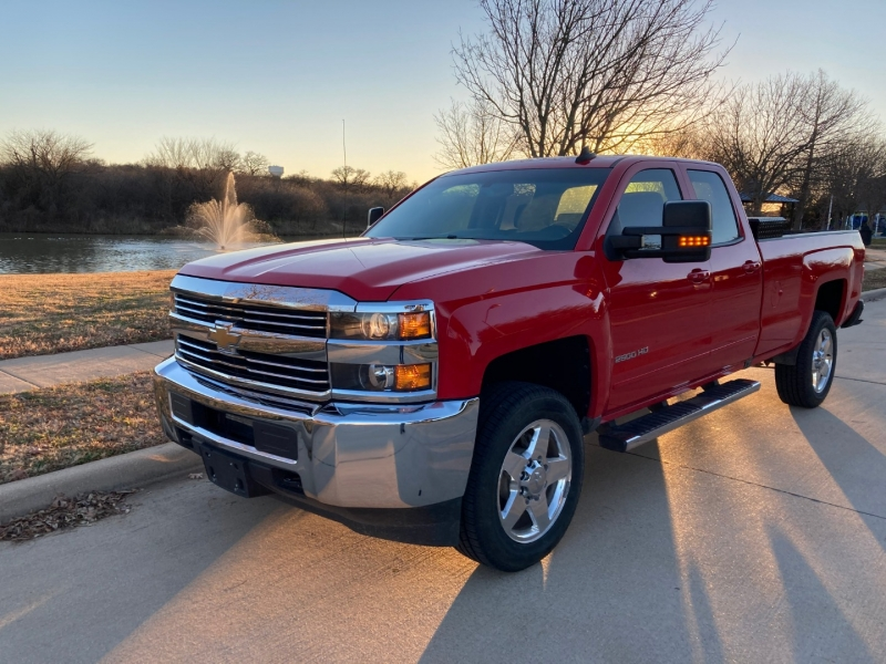 Chevrolet Silverado 2500HD 2018 price $33,950