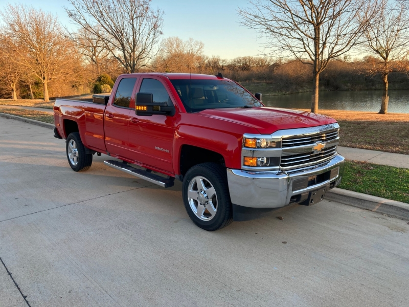 Chevrolet Silverado 2500HD 2018 price $34,950