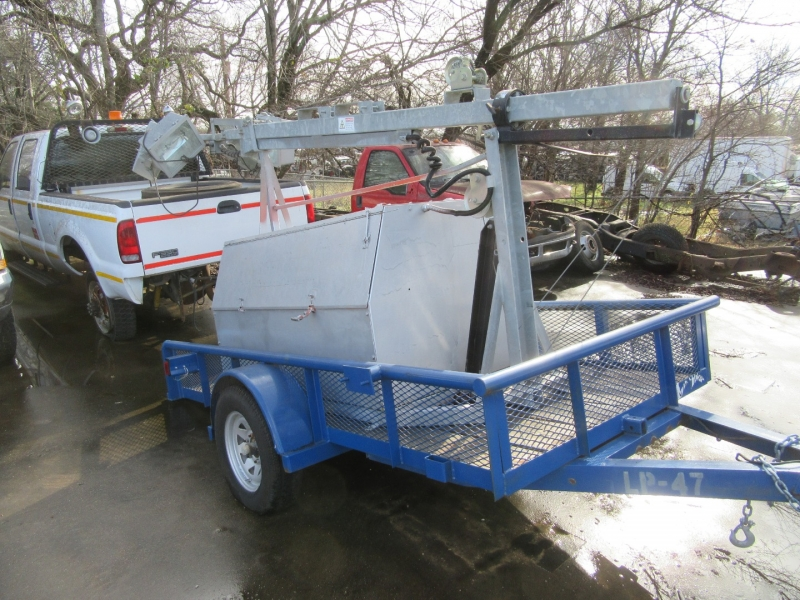 Big Tex Trailers Other 2008 price $2,250