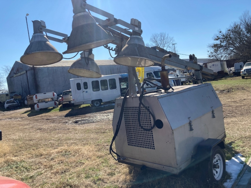 Chambers Generator and Light Tower 2008 price $1,595