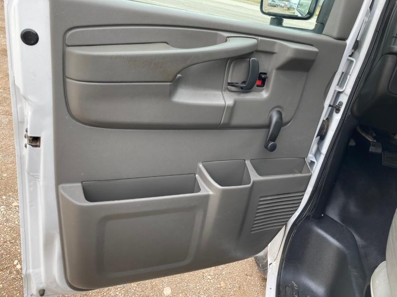 Chevrolet Express Plumber Mechanical Van 2015 price $21,950