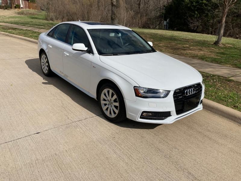 Audi A4 2014 price $11,950