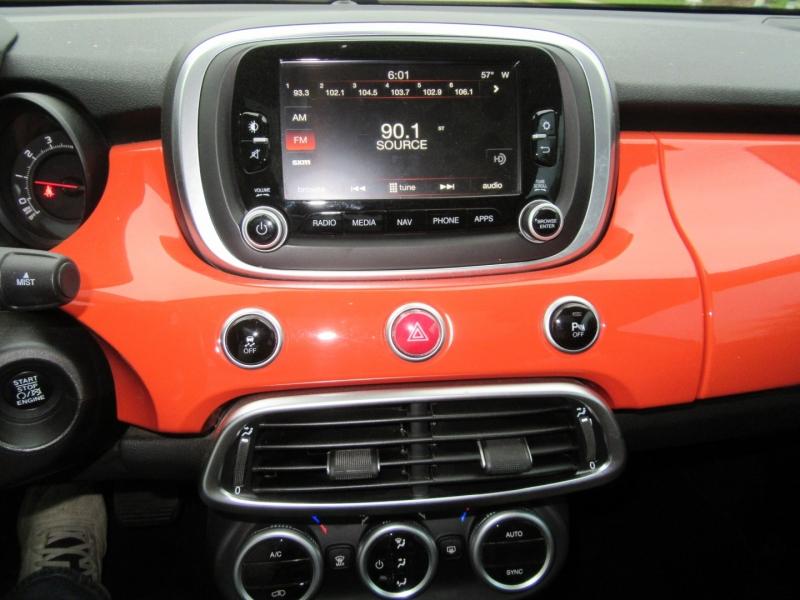 Fiat 500X 2017 price $12,950
