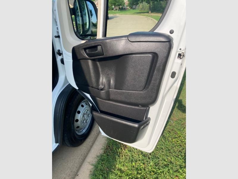 RAM ProMaster Cargo Van 2018 price $31,850