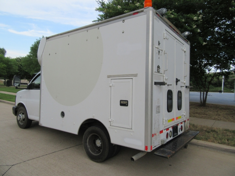Chevrolet Express Commercial Cutaway 2007 price $17,450