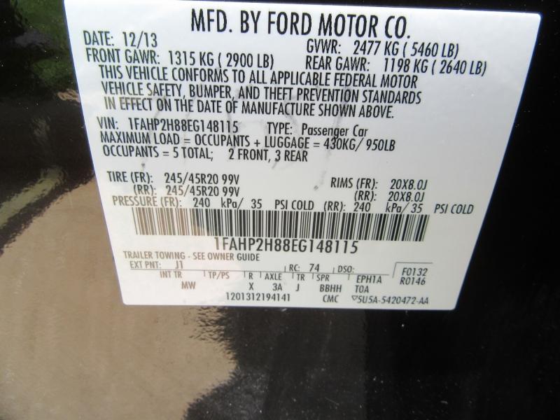 Ford Taurus 2014 price $12,850