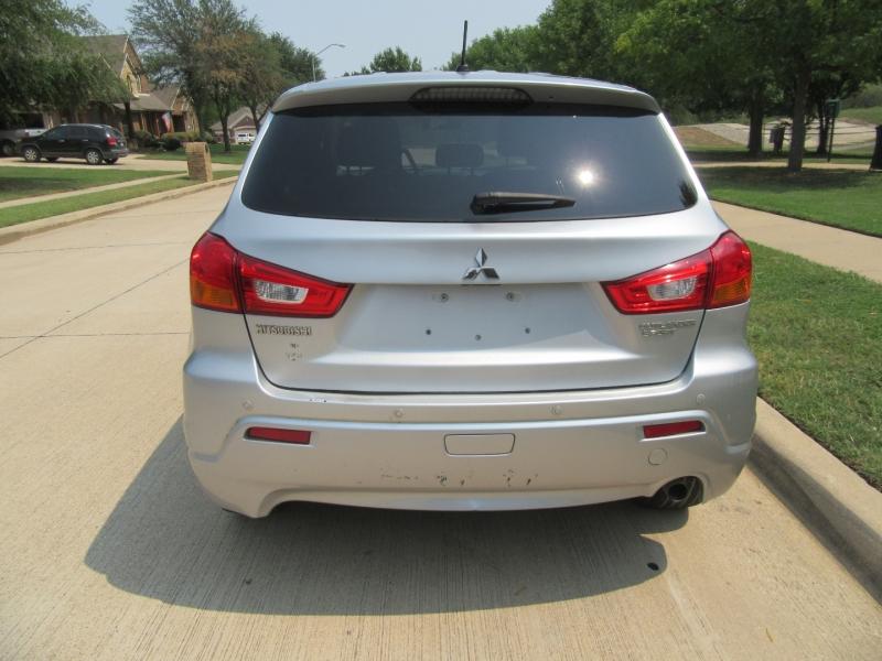 Mitsubishi Outlander Sport 2011 price $7,950
