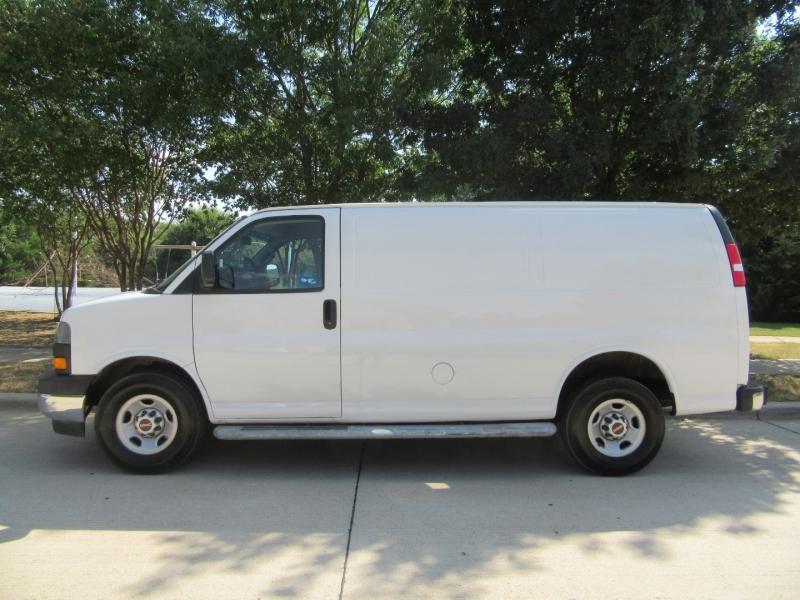 GMC Savana Cargo Van 2019 price $36,750