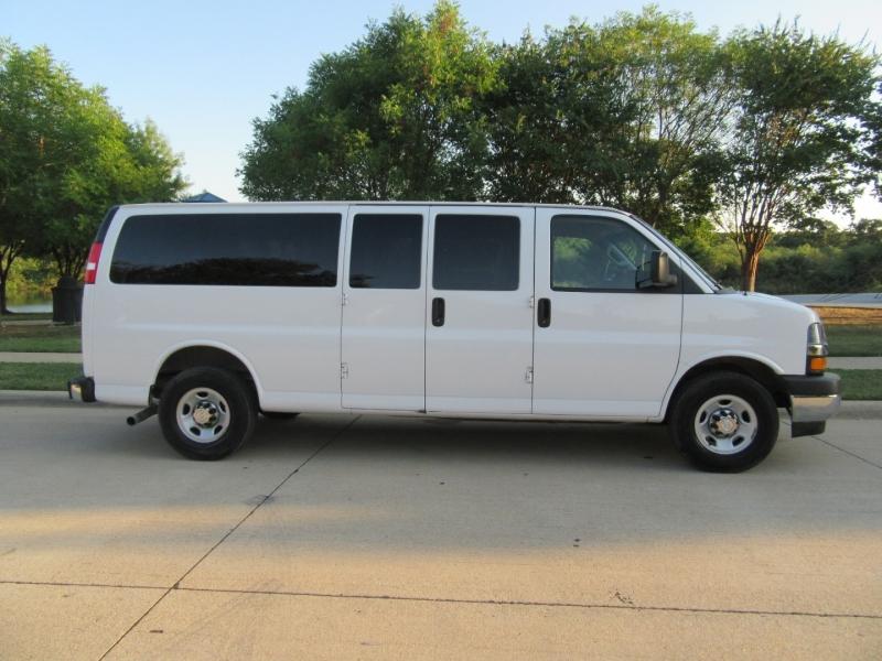 Chevrolet Express Passenger 2018 price $29,950