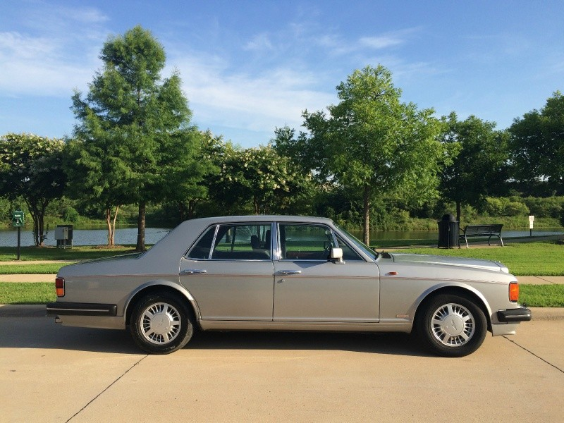 Bentley Turbo R 1991 price $16,950