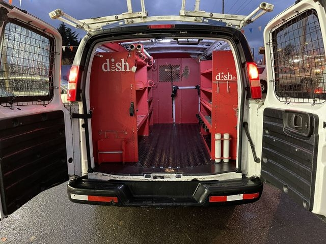 Chevrolet Express 2500 Cargo 2013 price $12,290