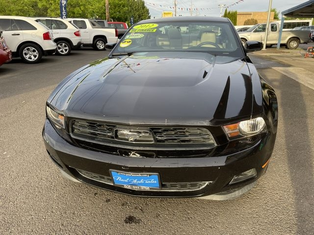 Ford Mustang 2012 price $11,950