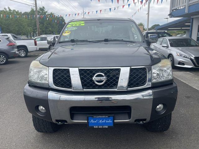 Nissan Titan Crew Cab 2006 price $15,450