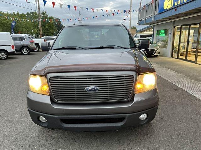 Ford F150 SuperCrew Cab 2008 price $10,950