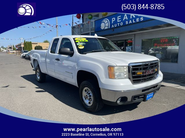 GMC Sierra 2500 HD Extended Cab 2007 price Call for Pricing.