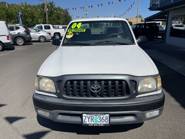 Toyota Tacoma Regular Cab 2004 price $5,950
