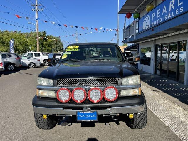 Chevrolet Silverado 1500 Crew Cab 2005 price $10,950