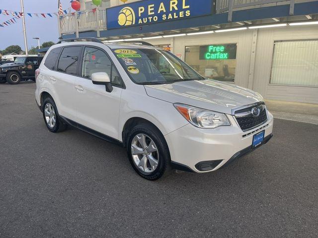 Subaru Forester 2015 price $14,750