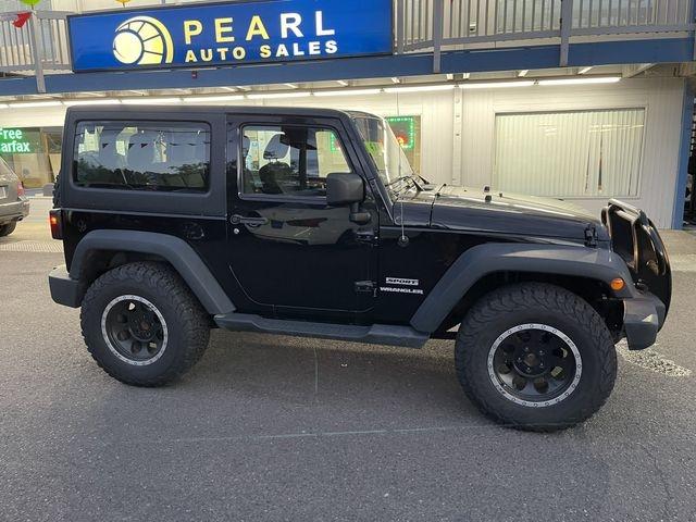 Jeep Wrangler 2012 price $20,950