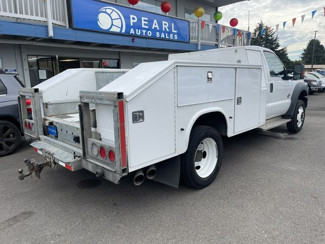Ford F550 Super Duty Regular Cab & Chassis 2012 price $23,450