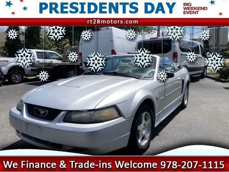 FORD MUSTANG 2004 price $8,795