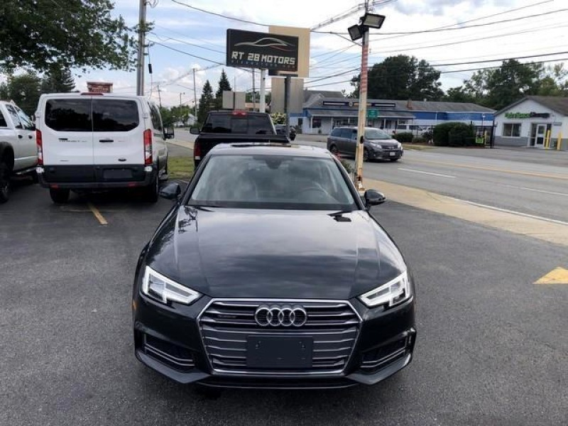 Audi A4 Tech Premium Plus S-Line 2018 price $28,995
